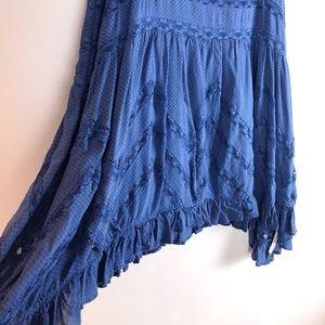 Free People Dresses - Free People Blue Dress